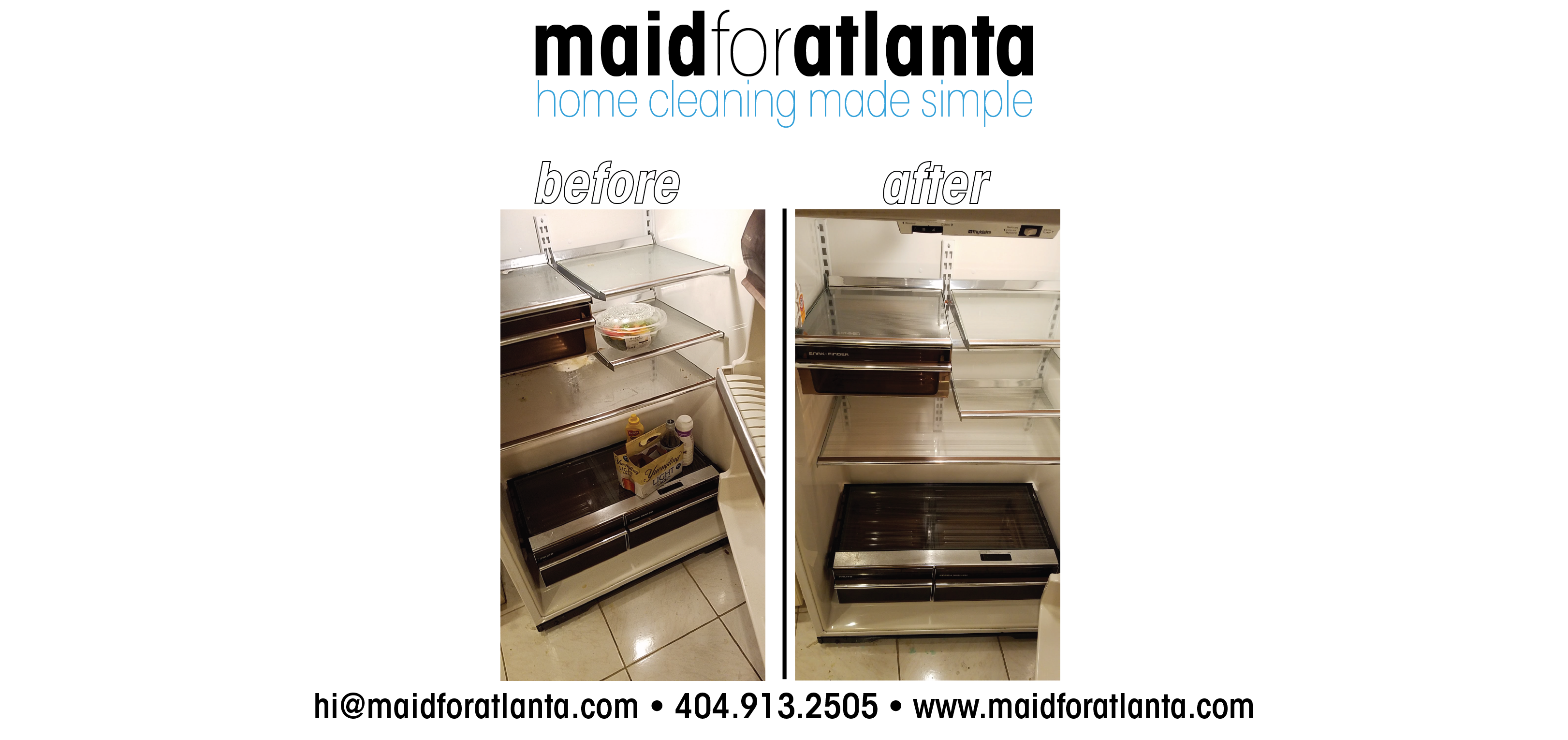 Maid For Atlanta - Before-After Fridge-01