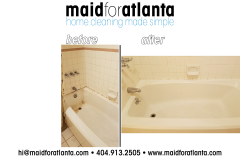 Maid For Atlanta - Before-After Tub2-01