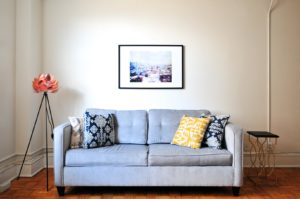Maid For Atlanta - Home Cleaning Made Simple - Clean Couch